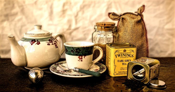 Britische Teekultur