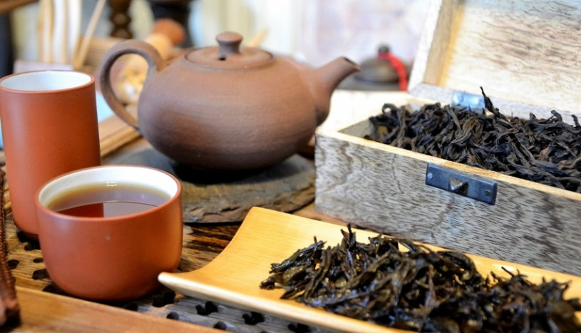 Tie Luo Han Wuyi Oolong