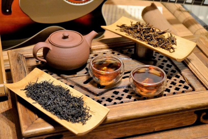 Floral Lapsang Wuyi Schwarzer Tee