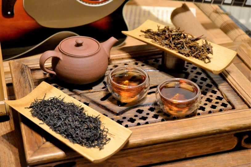 Floral Lapsang Wuyi Black Tea