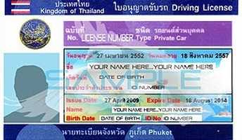 Motorcycle license in Thailand: how to get it