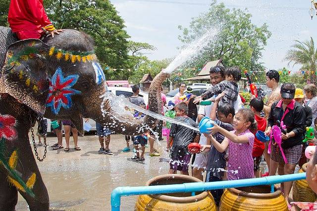 Public Holidays and Festivals in Thailand