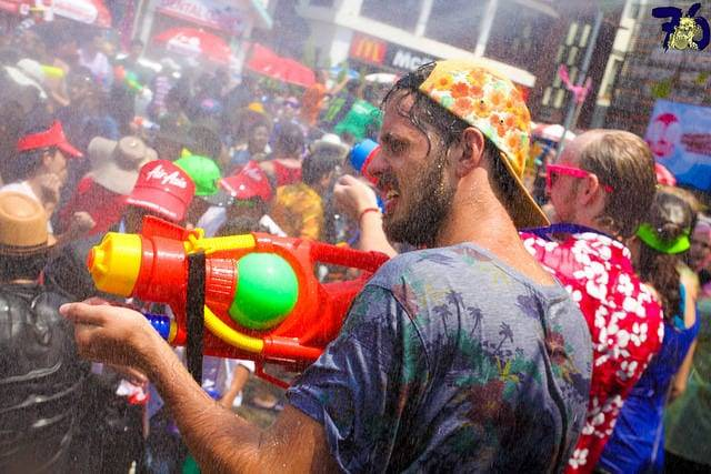 Photo of Do's and don'ts for Songkran 2020, the Thai New Year