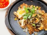 Mussel pancake (hoy tot) recipe