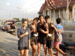 Water festival Songkran, Pictures of Songkran festivals in Thailand