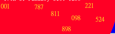 Thai lottery 01 17 2016 Tass touch.0000