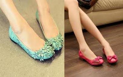 รองเท้า-Ballet