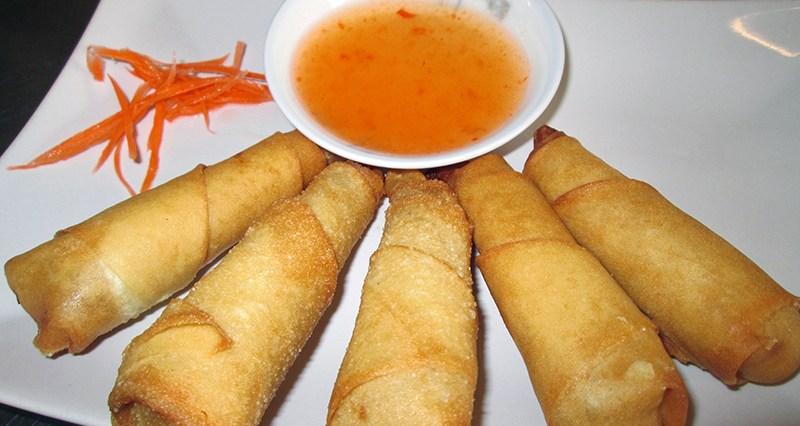 Blanket Shrimp Thai Spice Restaurant