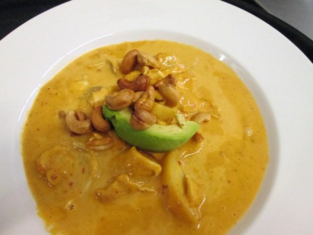 Massaman Curry Thai Spice Restaurant