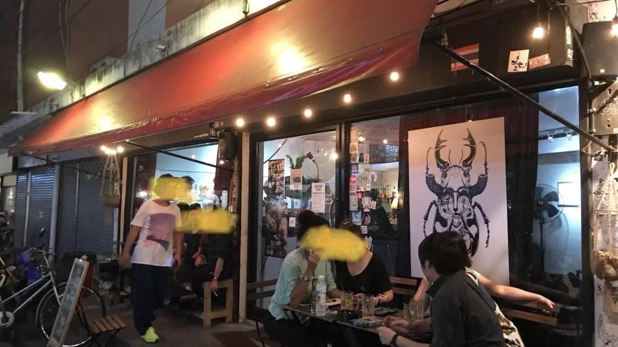 バンコクの音楽好きが集まるクラブ・Gallery cafe【GOJA @ プラカノン】