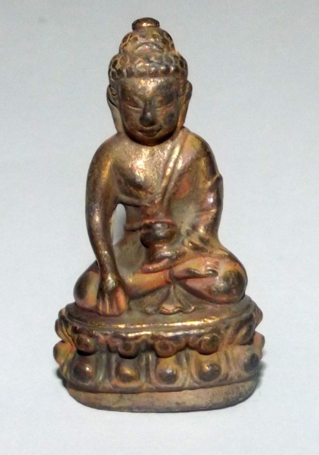 This edition is highly sought after and collected due to the high quantity of gold in the 9 Sacred Metals mixture
