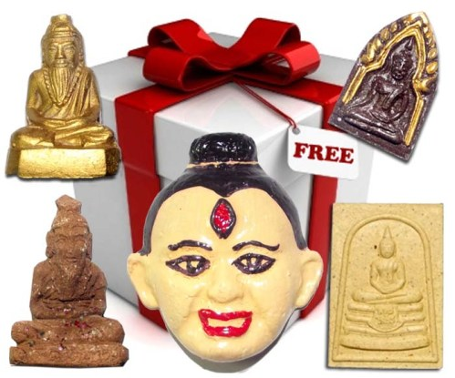 Free Gifts Archive from Thailand Amulets