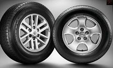 2102 Toyota Hilux Vigo comes with new rims