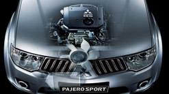 Mitsubishi Pajero Sport Performance