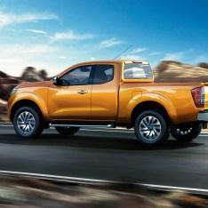 Nissan-NP300-Navara-12th-gen-King-Cab-rear-side-motion-view