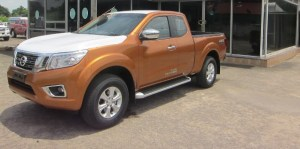 2015-Savannah-Orange-Nissan-Navara-NP300-front-side2