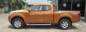 2015-Savannah-Orange-Nissan-Navara-NP300-side2