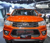 2015 2016 Toyota Hilux Revo Thailand Major Change Model Vigo