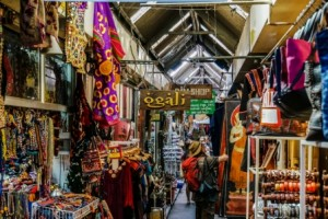 Chatuchak Market is where to shop in Bangkok