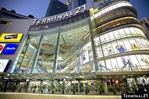Terminal 21 Bangkok shopping mall