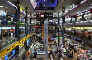 pantip-plaza-IT shopping mall Bangkok
