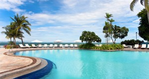 Dusit thani best hotels beach road Pattaya city