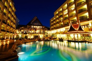 Garden cliff resort 10 best hotels Naklua bay pattaya