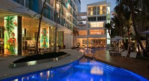 Hotel Baraquda Central Pattaya