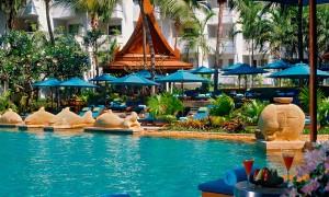 Marriott resort and spa Pattaya city
