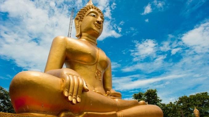 Big Buddha hill Pattaya