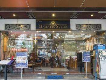 Majestic Suites Bangkoks Nana Plaza