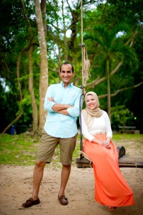 Yasmine and Mohamed's Rang Hill Viewpoint pre-wedding (prenuptial, engagement session) in Phuket, Thailand. Rang Hill Viewpoint_Phuket_wedding_photographer_Yasmine and Mohamed_05.JPG