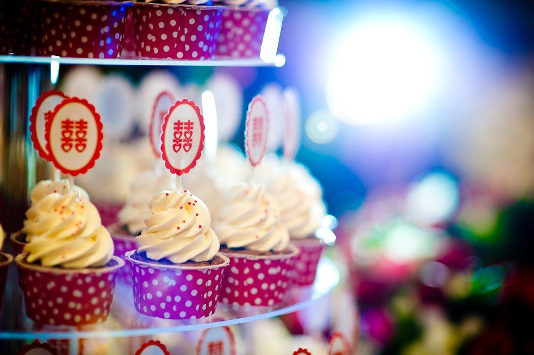 Wedding Cake - Narai Hotel Wedding | Bangkok Wedding Photography