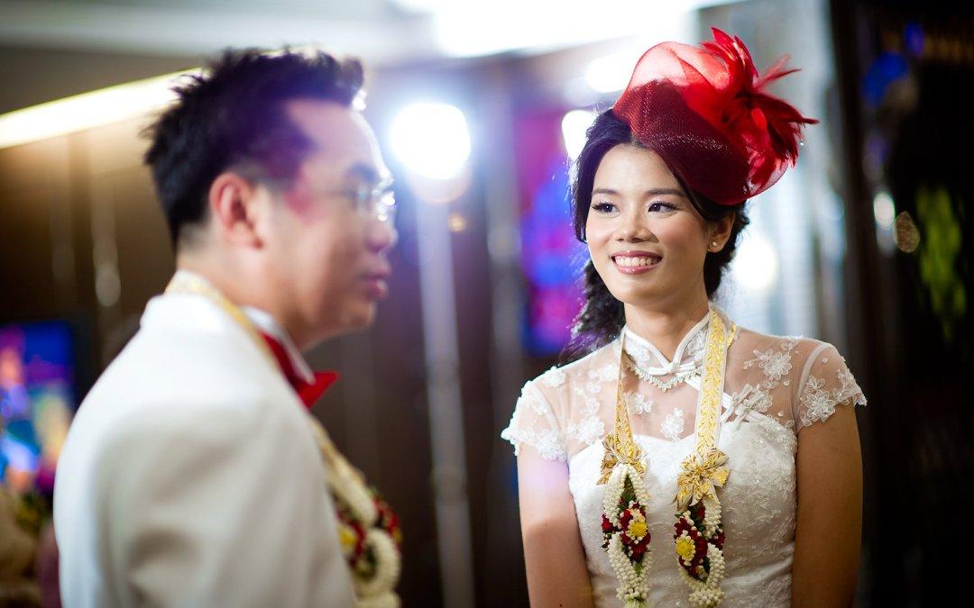 Thailand Bangkok Narai Hotel Wedding