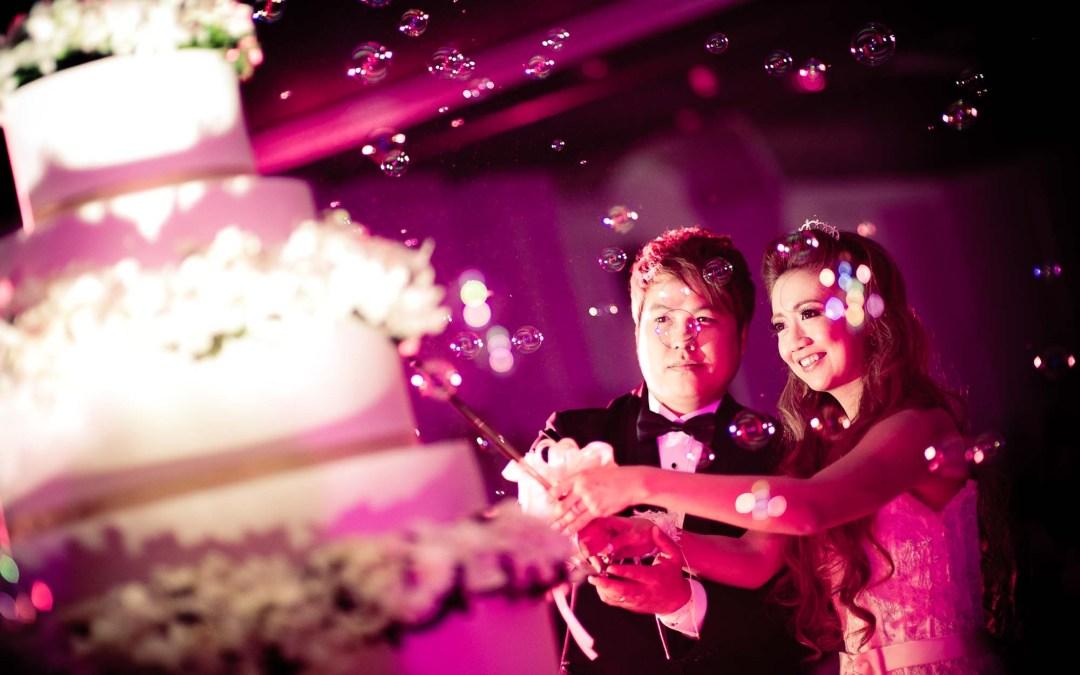 Impact Muang Thong Thani Thailand Wedding Photography