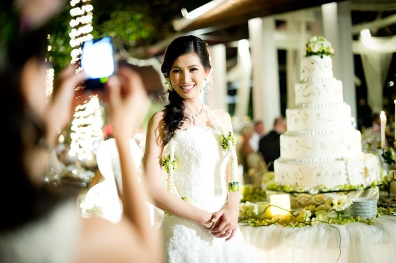 Bangkok, Thailand - Anantara Riverside Resort and Spa wedding.