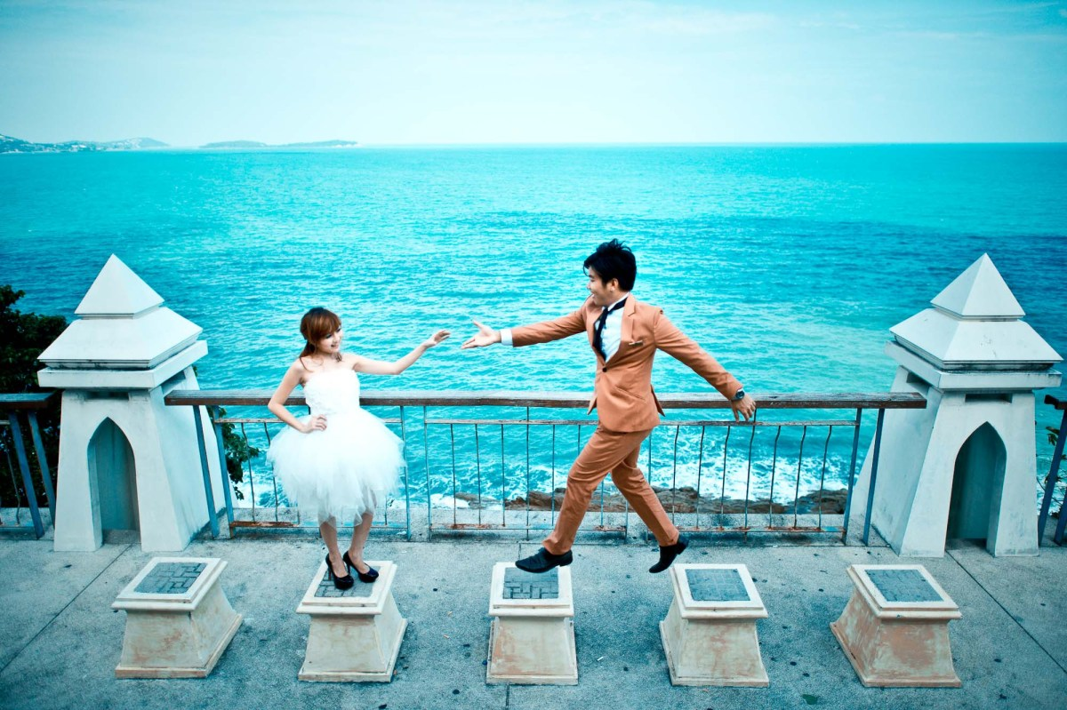 Photo of the Day: Koh Samui Pre-Wedding