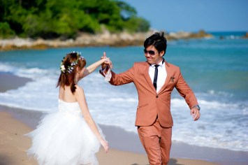 Thailand Koh Samui Nora Beach Resort & Spa Wedding Photography | NET-Photography Thailand Wedding Photographer