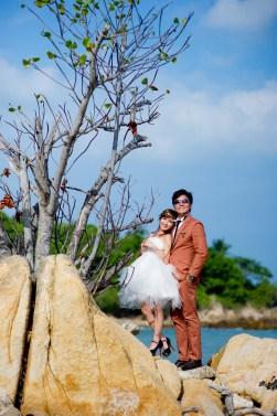 Thailand Koh Samui Nora Beach Resort & Spa Wedding Photography | NET-Photography Thailand Wedding Photographer
