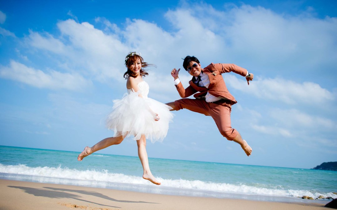 Photo of the Day: Koh Samui Engagement Session