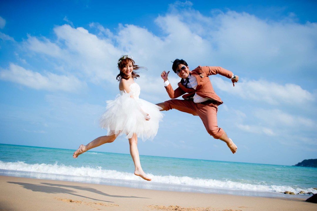 Thailand Koh Samui Nora Beach Resort & Spa Wedding Photography   NET-Photography Thailand Wedding Photographer