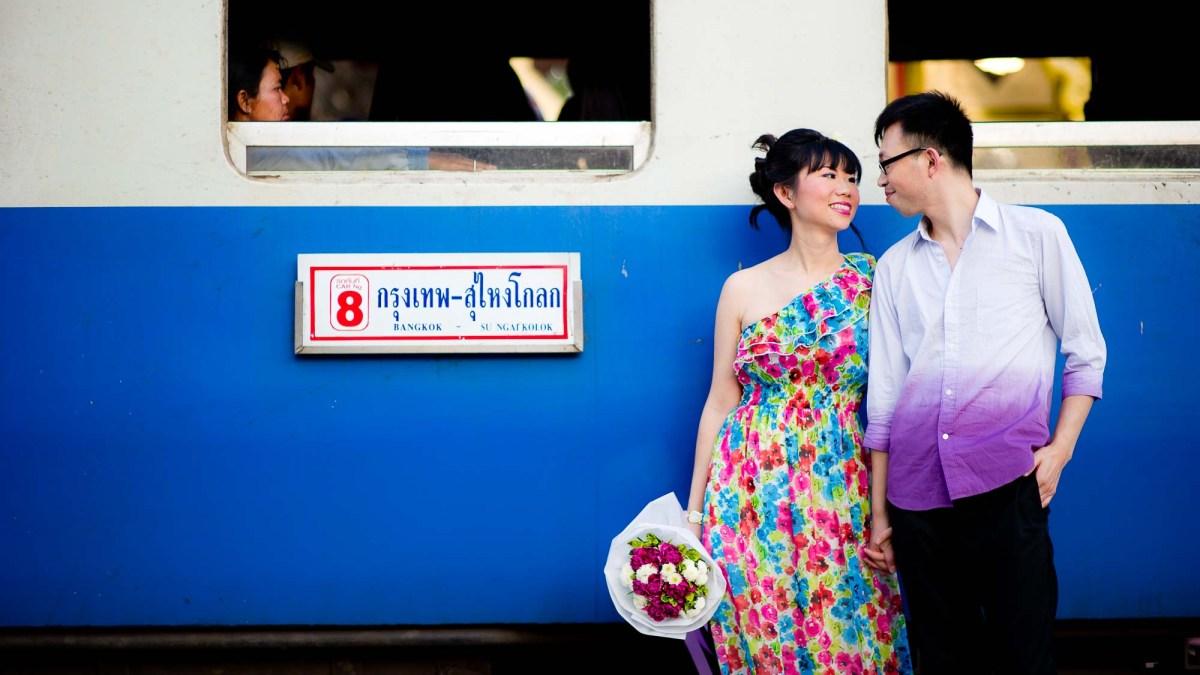 Photo of the Day: Hua Hin Train Station