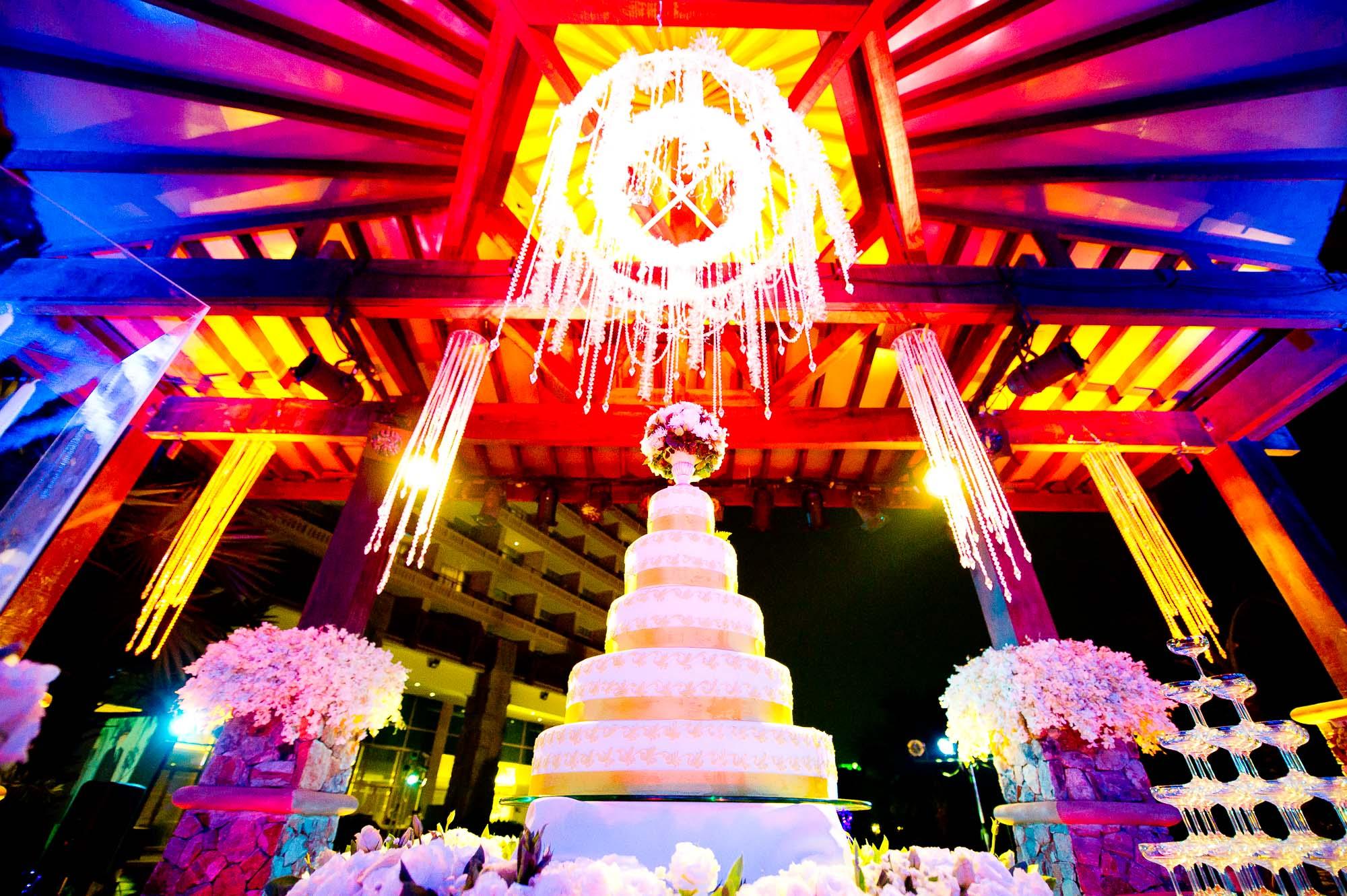 Photo of the Day: Wedding Cake