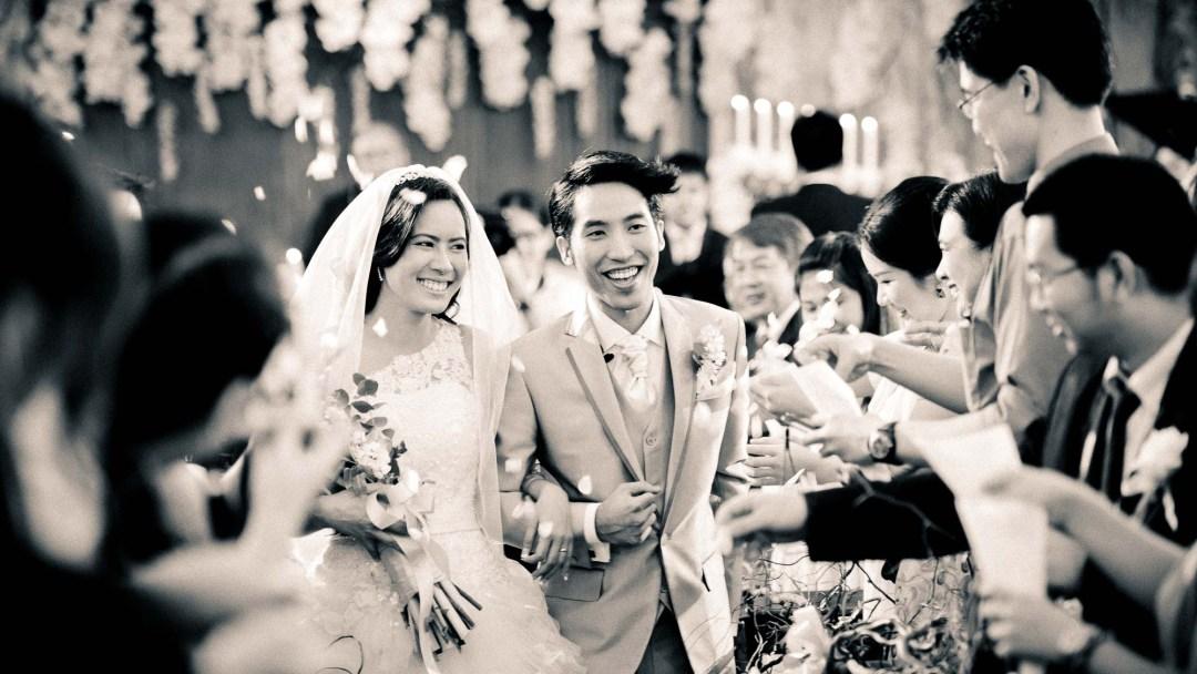 Thailand Bangkok Sueb Sampanthawong Church Wedding Photography   NET-Photography Thailand Wedding Photographer