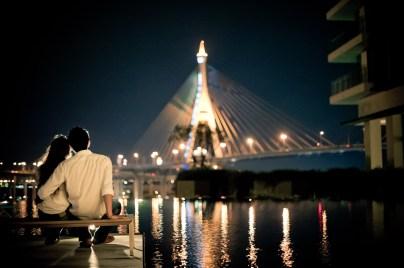 Bangkok Pre-Wedding Location