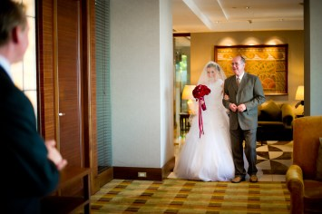 InterContinental Bangkok Wedding - Julia & Scott