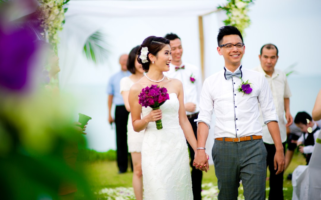 Koh Samui Thailand Wedding Photography: Saree Resort