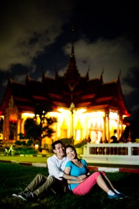 Chaithararam Temple - Wat Chalong - Thailand Wedding Photographer - Professional Wedding Photography Service