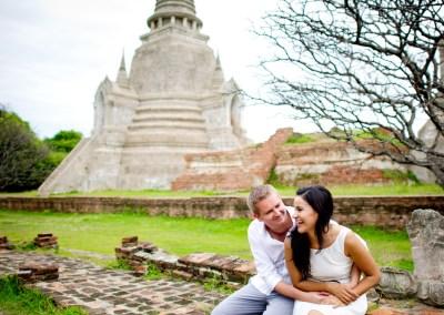 Wat Phra Si Sanphet & Ayutthaya Historical Park