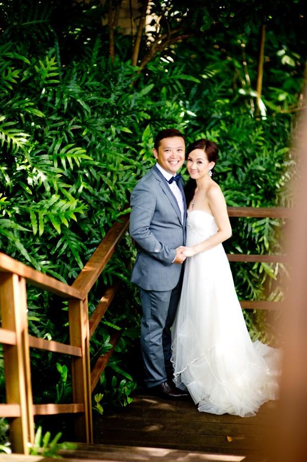 Phuket, Thailand - Engagement photo of a wedding couple from Hong Kong.